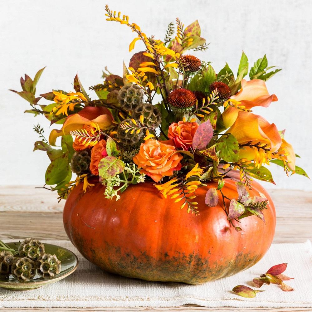 t3-64 Idées de décoration de Thanksgiving qui donneront une belle apparence à votre maison