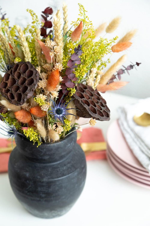 t3-73 Idées de décoration de Thanksgiving qui donneront une belle apparence à votre maison