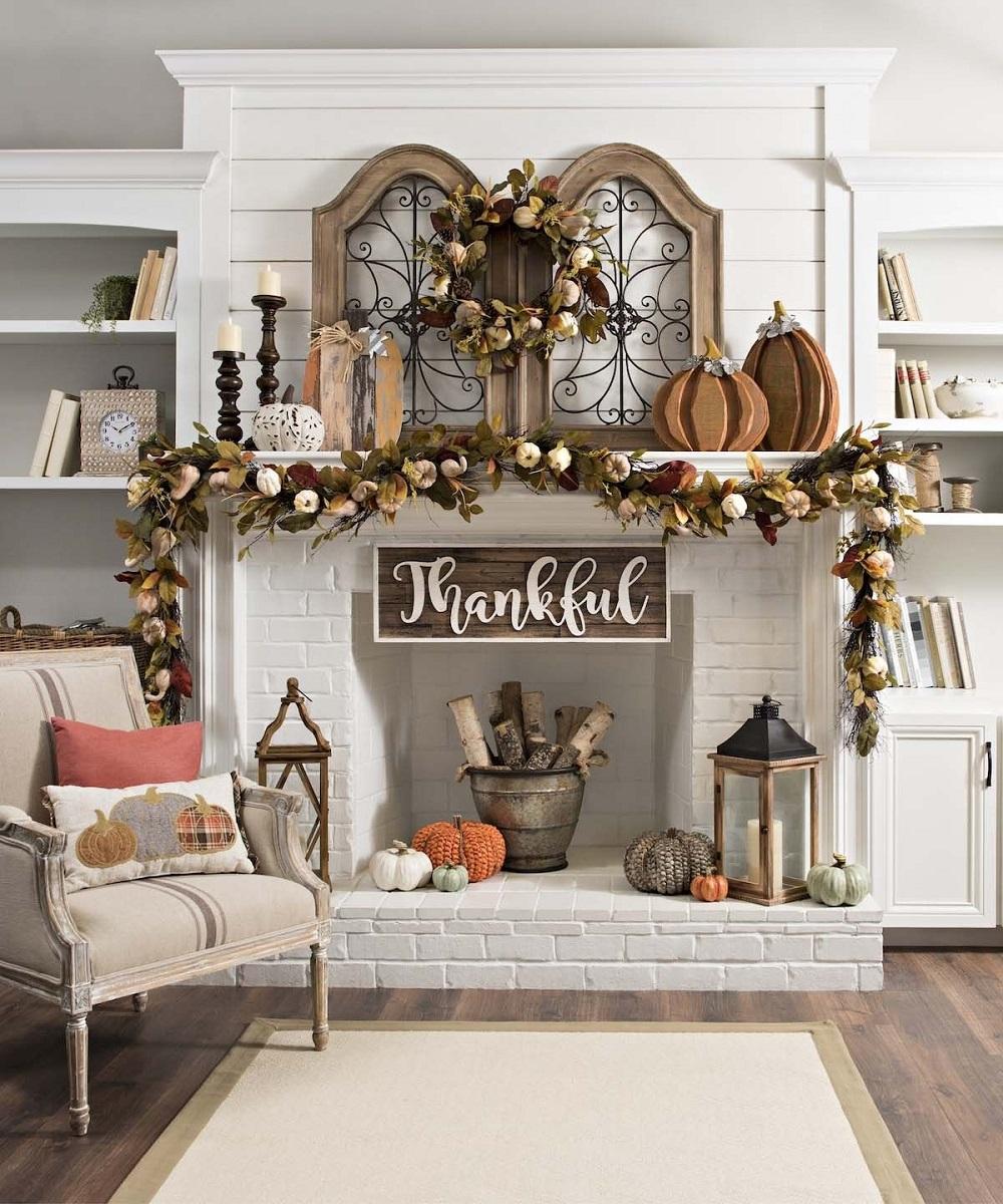 t3-77 Idées de décoration de Thanksgiving qui donneront une belle allure à votre maison