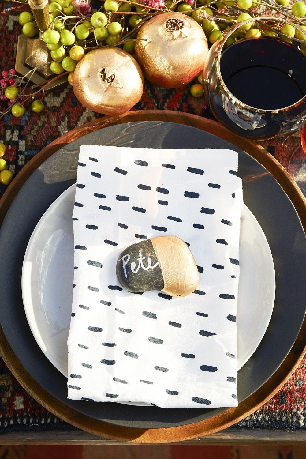 t3-52 Idées de décoration de Thanksgiving qui donneront une belle apparence à votre maison