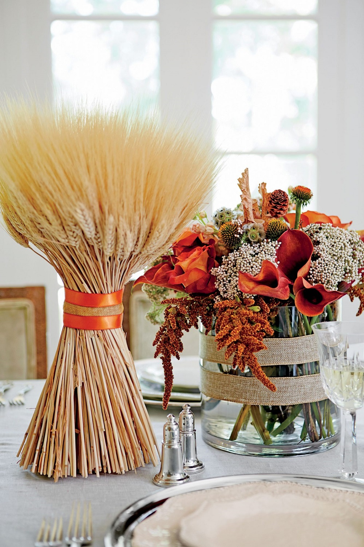 t3-71 Idées de décoration de Thanksgiving qui donneront une belle apparence à votre maison