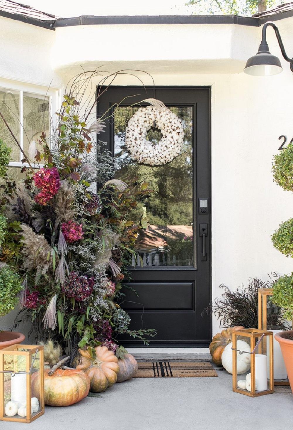 t3-59 Idées de décoration de Thanksgiving qui donneront une belle allure à votre maison