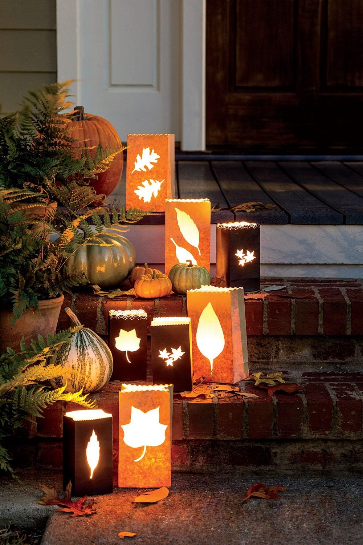 t3-63 Idées de décoration de Thanksgiving qui donneront une belle apparence à votre maison