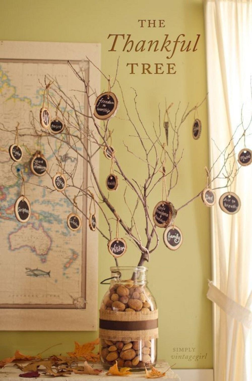 t3-61 Idées de décoration de Thanksgiving qui donneront une belle apparence à votre maison