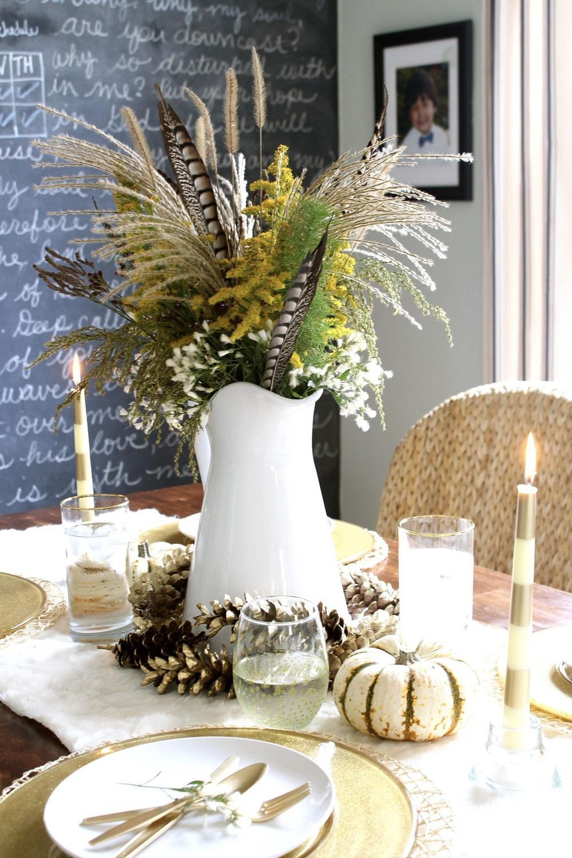 t3-68 Idées de décoration de Thanksgiving qui donneront une belle apparence à votre maison