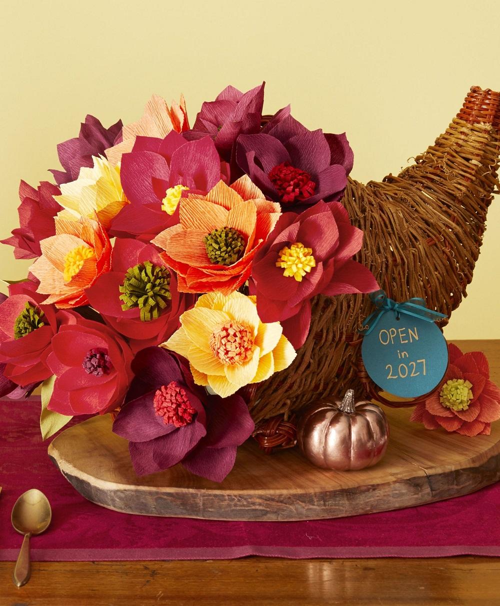 t3-53 Idées de décoration de Thanksgiving qui donneront une belle apparence à votre maison