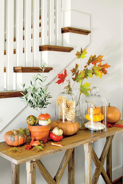 t3-74 Idées de décoration de Thanksgiving qui donneront une belle apparence à votre maison
