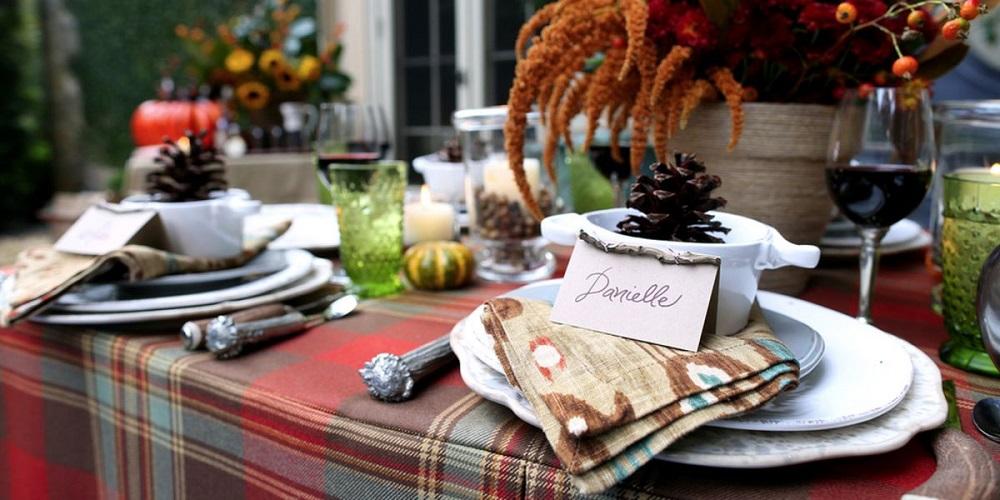 t3-76 Idées de décoration de Thanksgiving qui donneront une belle apparence à votre maison