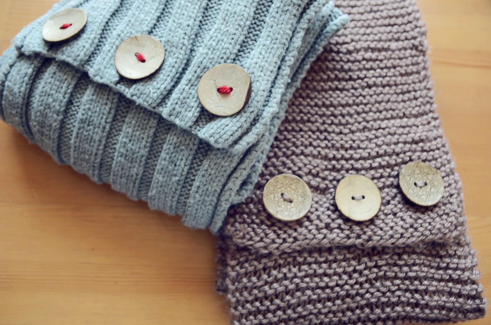 Scarf1 10 écharpes et bonnets confortables à bercer cet hiver
