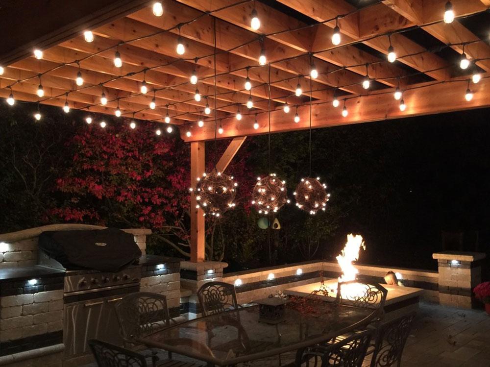 Lighting-by-PaveStone-Brick-Paving-Inc Idées d'éclairage de terrasse impressionnantes que vous pouvez utiliser chez vous