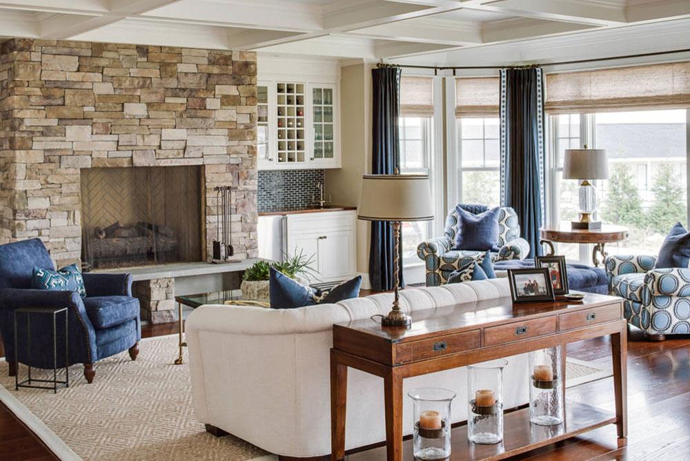 Private-Beach-Residence-by-JS-Interiors-LLC Que faire avec de vieilles armoires de cuisine (idées d'armoires réutilisées)