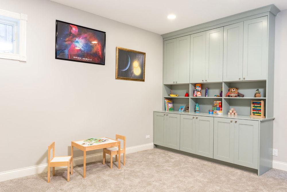 Sous-sol-Remodel-by-Chi-Renovation-and-Design Que faire avec de vieilles armoires de cuisine (idées d'armoires réutilisées)