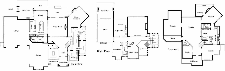 plan-maison-de-rêve-de-montagne-moderne
