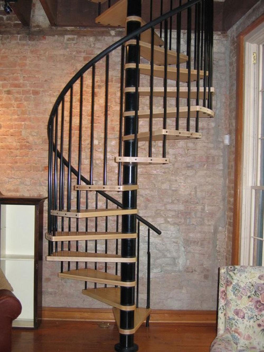 Spiral-Staircases-by-The-Stairway-Shop Les différents types d'escaliers à connaître