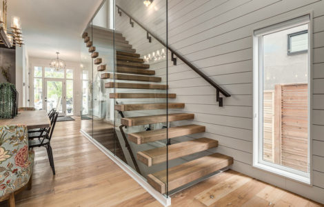 Shady-Knoll-Spec-by-Karp-Associates-Inc The different types of stairs that you should know about