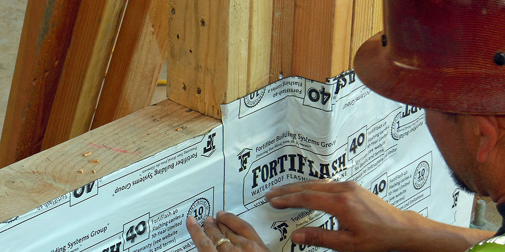 shingles1 How to install window flashing tape with no mistakes