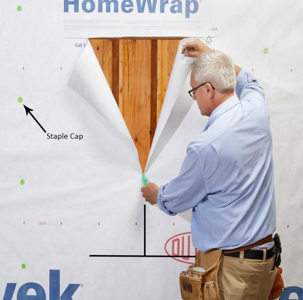 coupe1 Comment installer du ruban adhésif pour vitres sans erreur