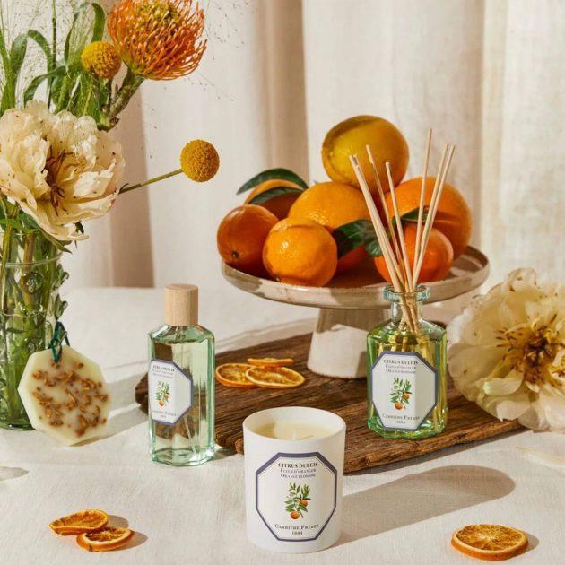 Des bougies parfumées qui transformeront l'atmosphère de votre maison