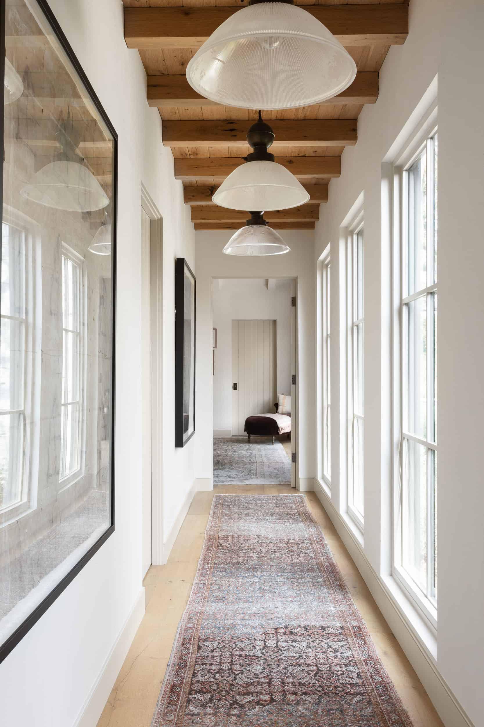 couloir de style côte ouest