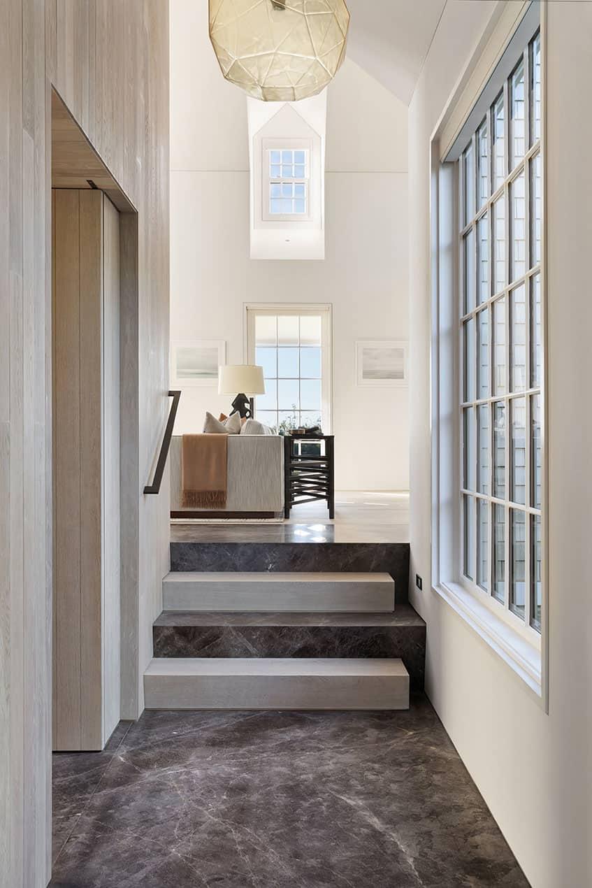 maison-de-plage-hall-d'escalier