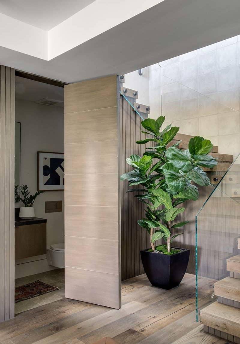 escalier-contemporain