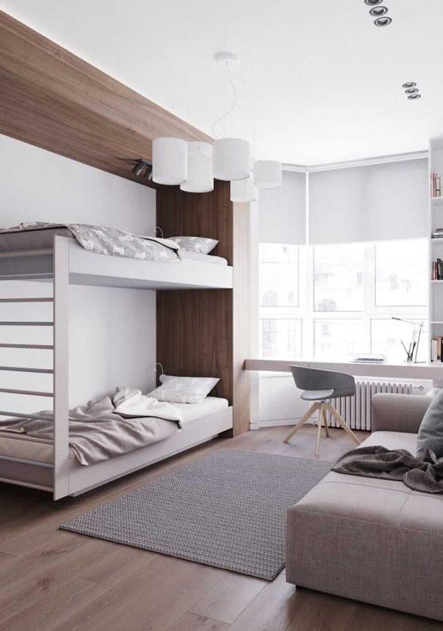 10 lits superposés planifiés et ses avantages