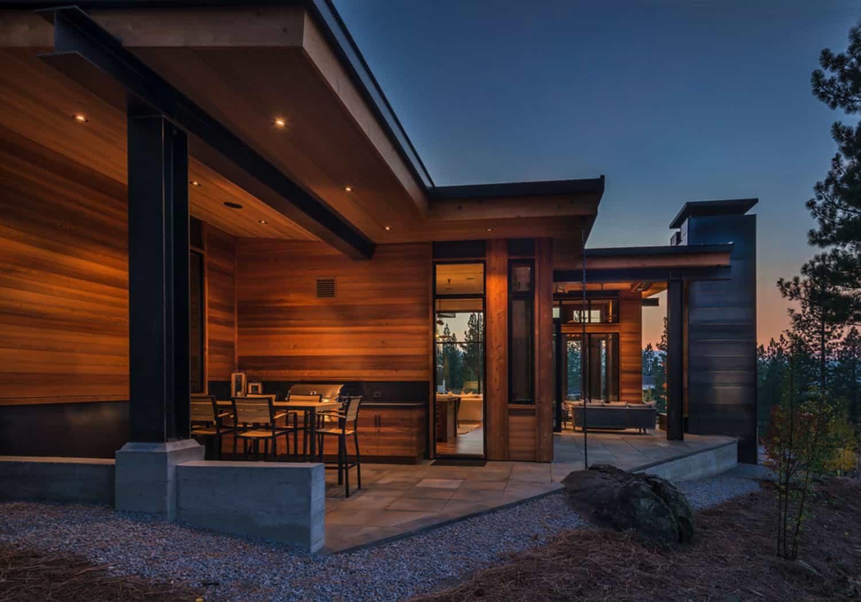 patio-maison-de-montagne-rustique