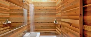 Панели ПВХ для ванной комнаты: плюсы и минусы, особенности выбора, дизайн
