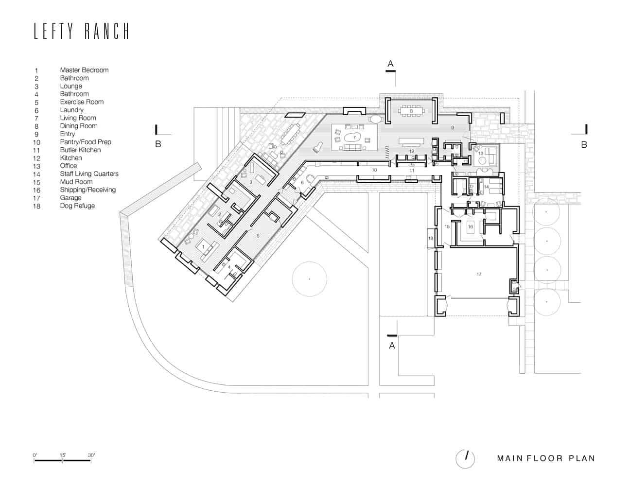 plan-maison-de-ranch-rustique-moderne