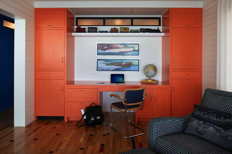 bureau-maison-éclectique