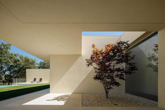 Maison à Santarém par dp arquitectos à Santarém, Portugal