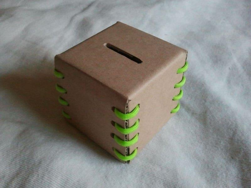 Tirelire en carton bricolage 15 idées de tirelires bricolage amusantes à faire
