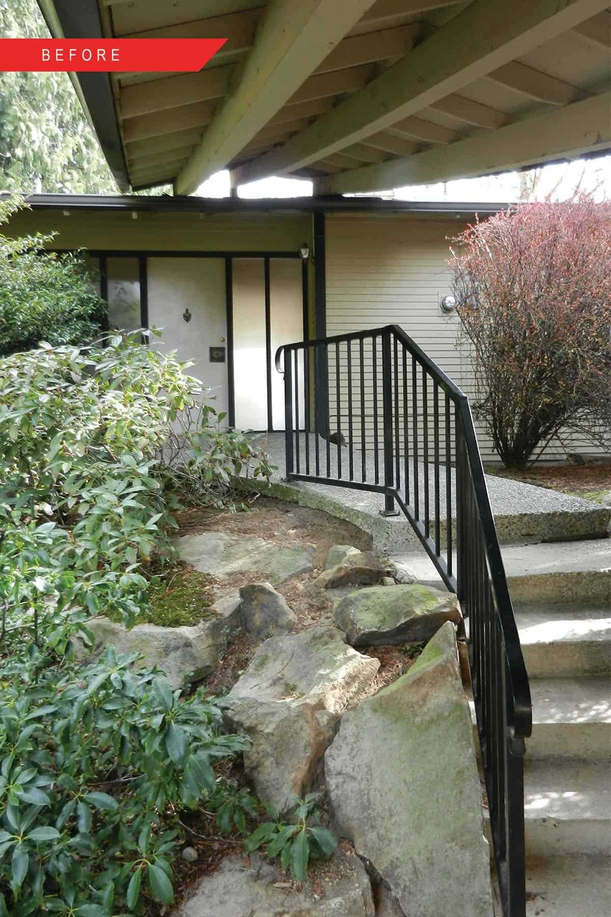 mi-siècle-maison-moderne-extérieur-avant-rénovation