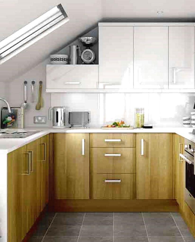 conception de cuisine moderne pour petites cuisines