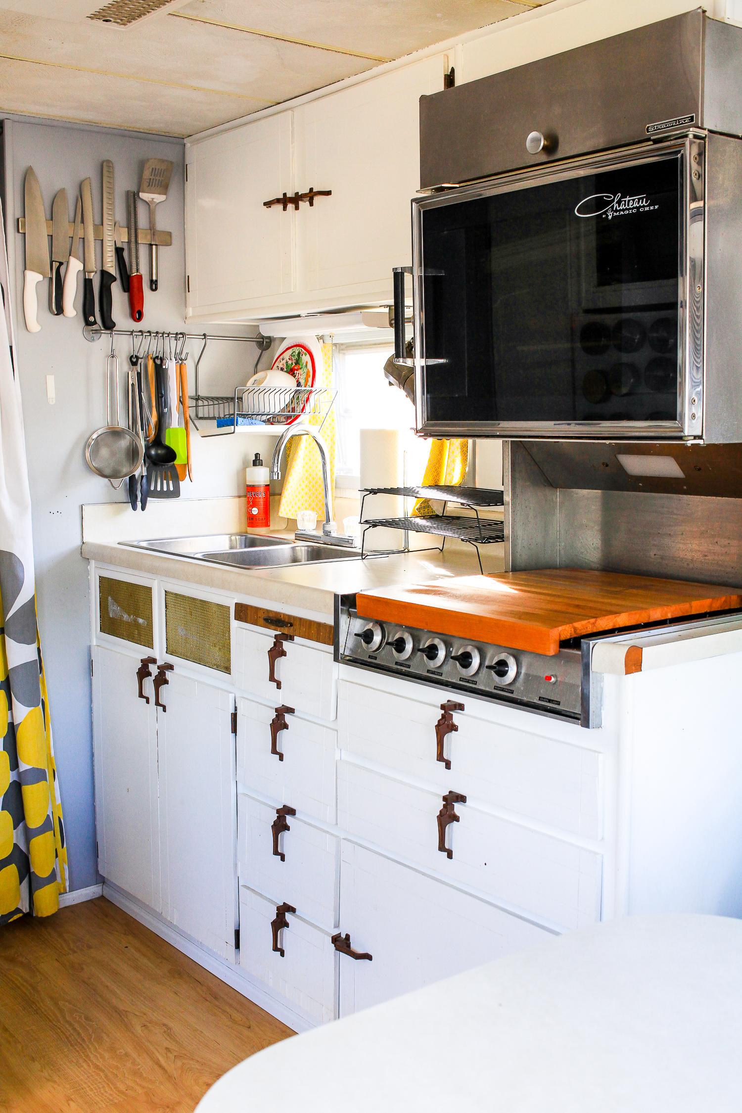 tirer le meilleur parti d'une petite cuisine 008