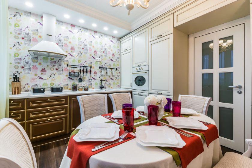 Petite cuisine design 9 m2.