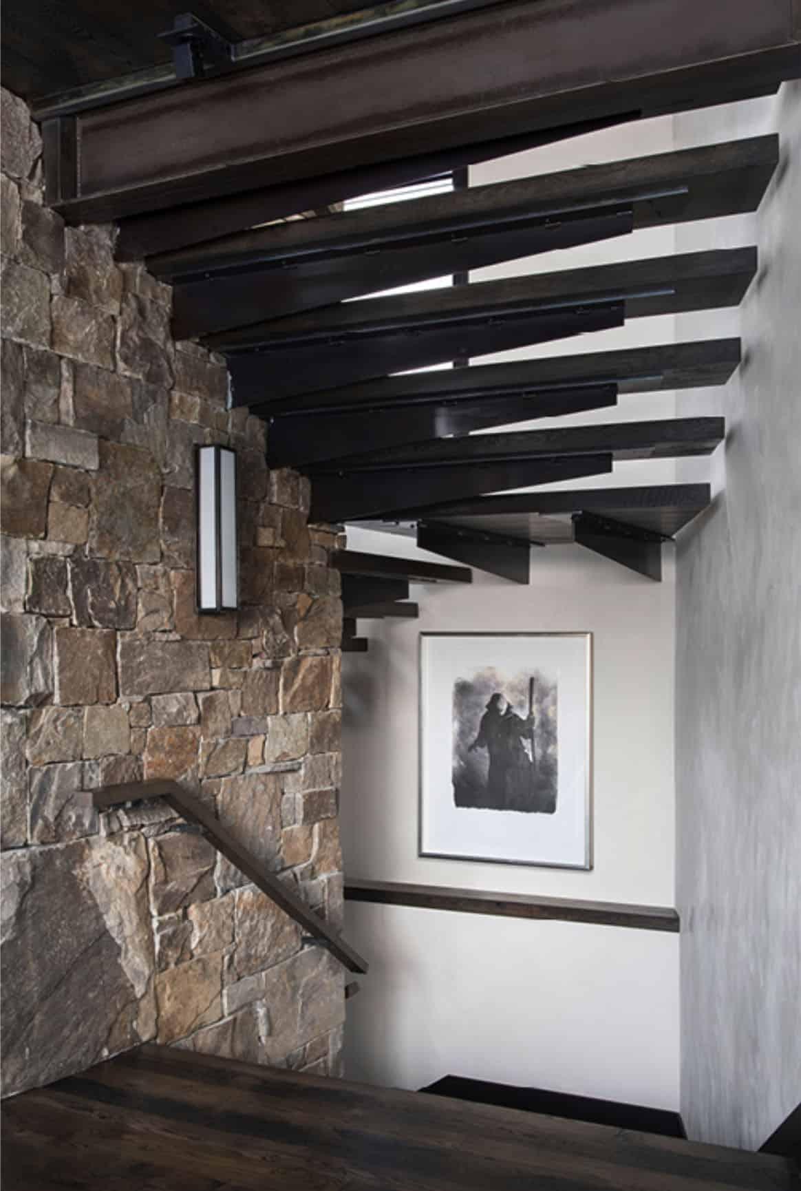 escalier-moderne-de-montagne