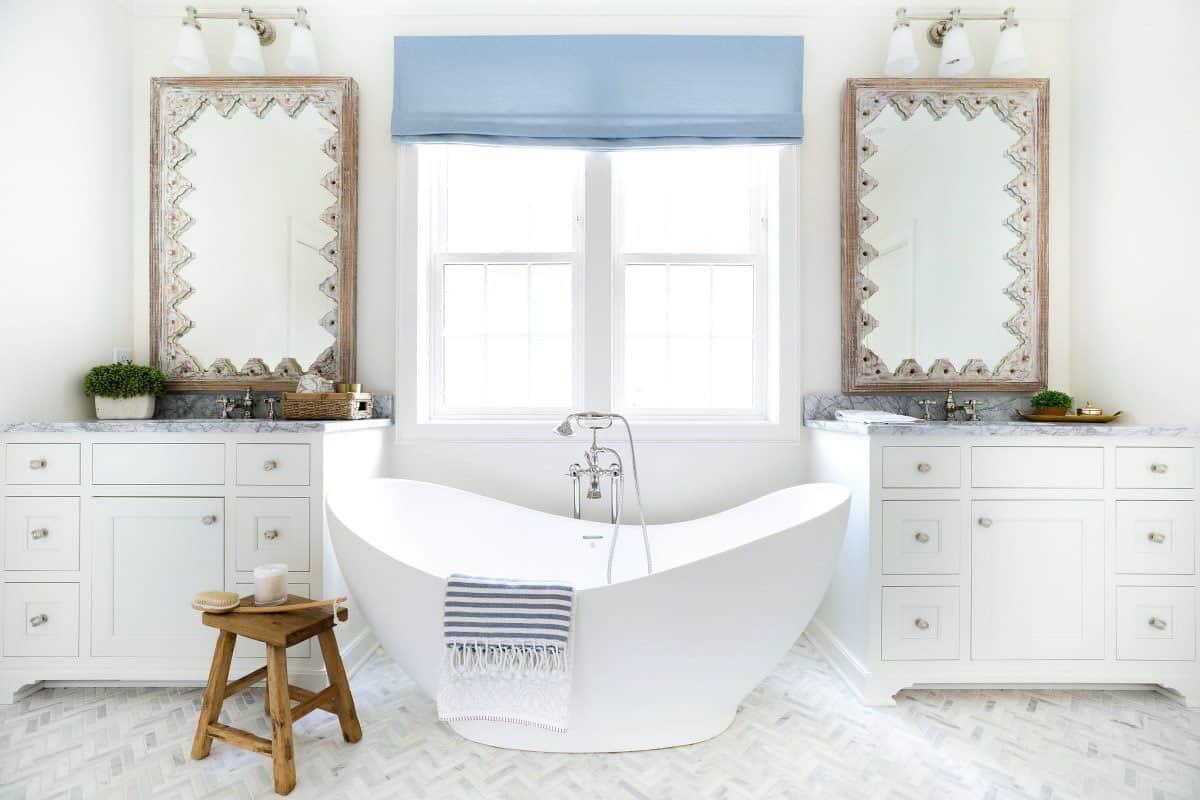 salle de bain principale traditionnelle