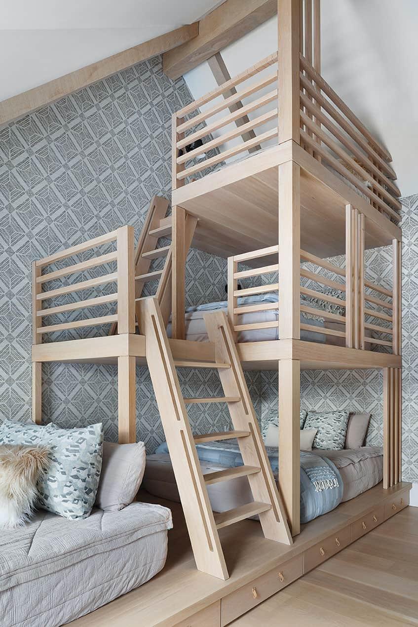 chambre-superposée-pour-enfants-de-luxe-montagne
