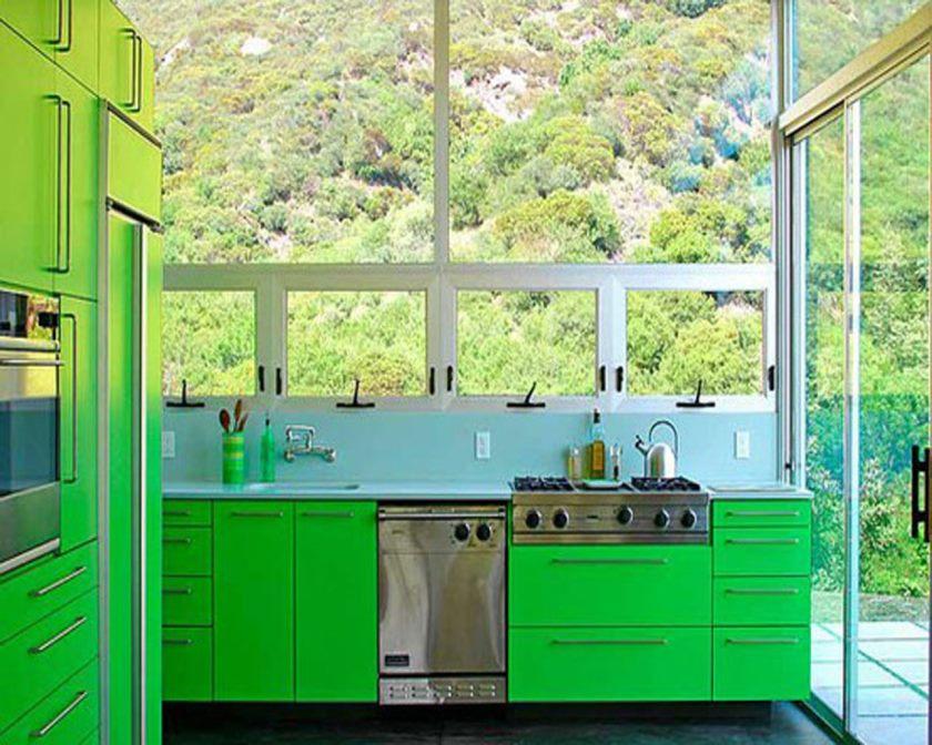 déco-cuisine-vert-lime-populaire