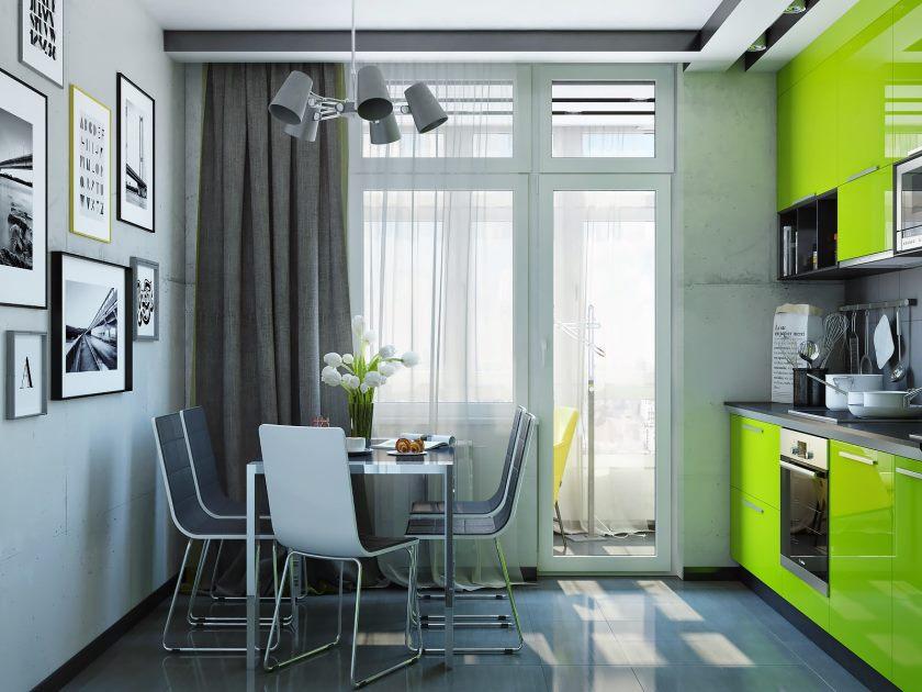 kitchen_green_view01