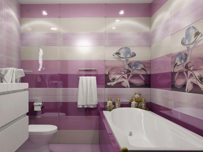 carreaux de salle de bain