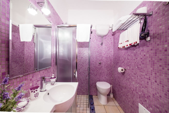 salle de bain combinée