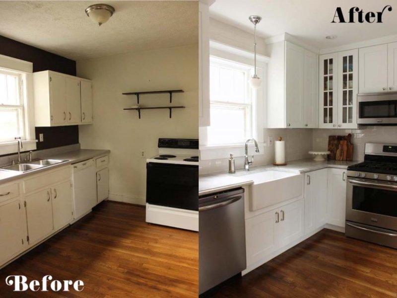 avant-après-petite-cuisine-remodelage-idées-sur-un-budget-1