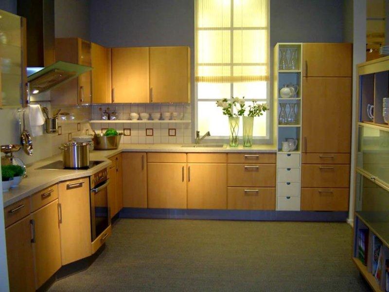 Petit intérieur de cuisine