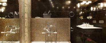 Плитка для ванной комнаты: советы по выбору, виды, формы, цвета, дизайн, места отделки