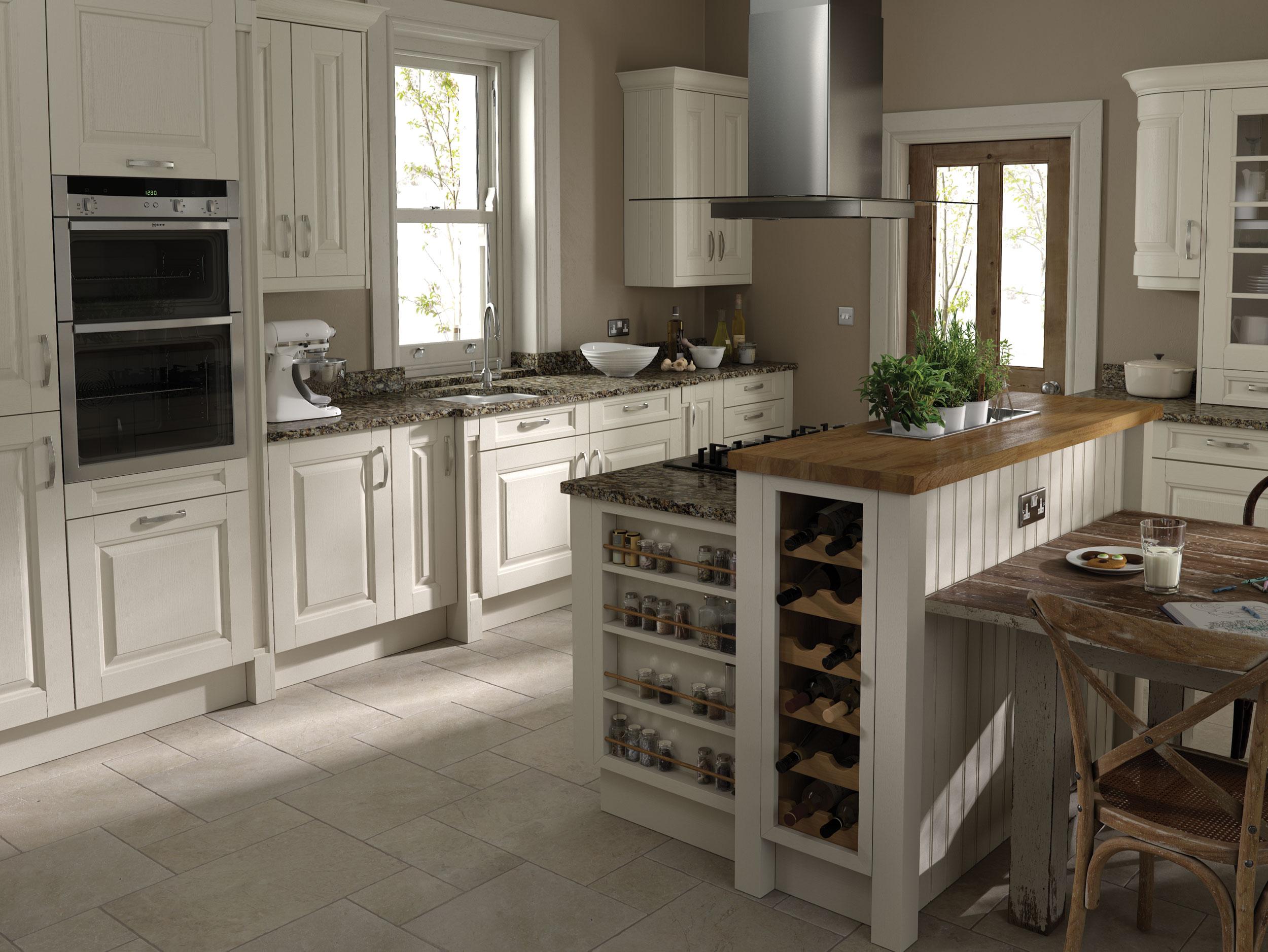 cuisine-remodeler-belle-classique-amande-cuisine-idees-de-conception-avec-cool-meuble-organisateur-aussi-rustique-table-de-poker-en bois-et-simples-appareils-de-cuisine-modernes-pour-le-meilleur- idées-de-conception-de-cuisine-aweso