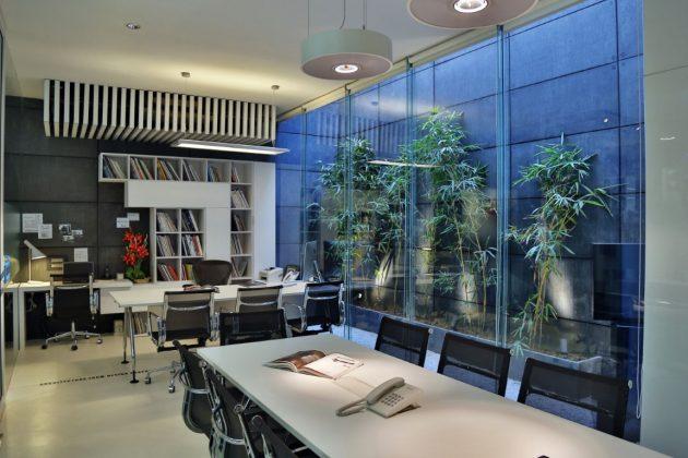 Conception proactive de l'espace de travail dans le nouveau bureau de Cityspace'82 Architects