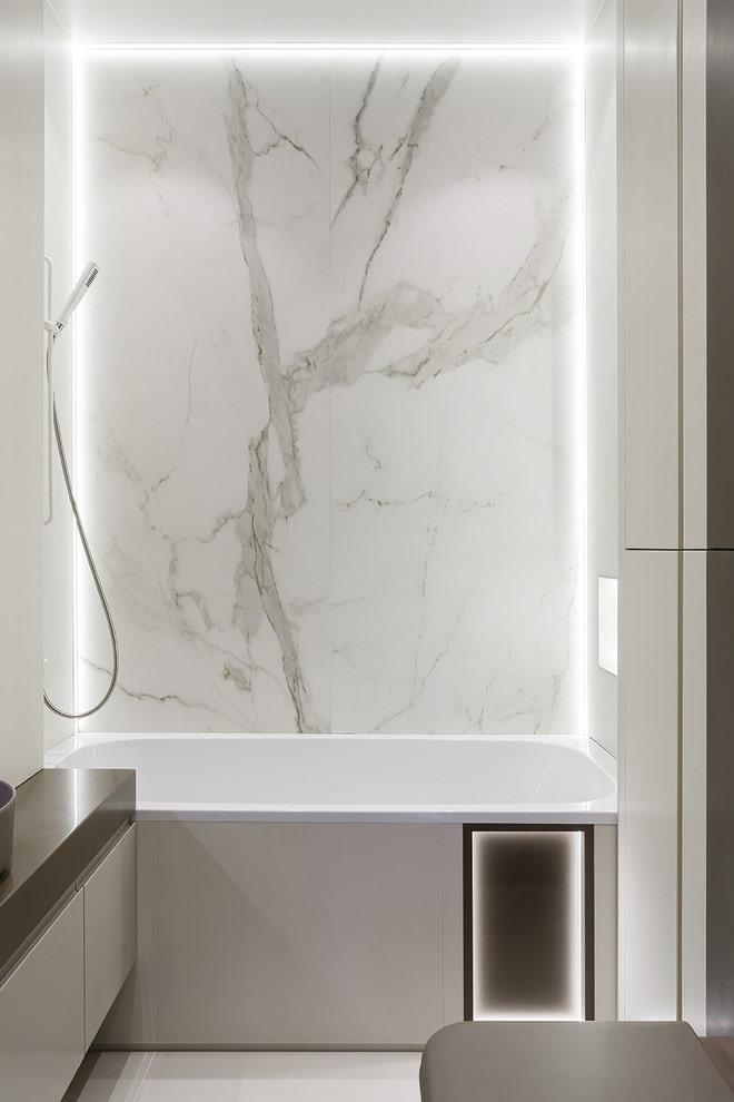 carreaux effet marbre
