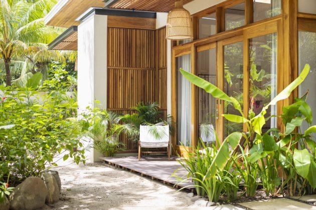Villa Akoya par Studio Saxe à Puntarenas, Costa Rica